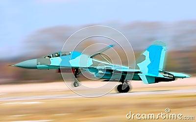 Fighter Su-34