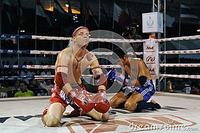 Muaythai World Championships Editorial Photography