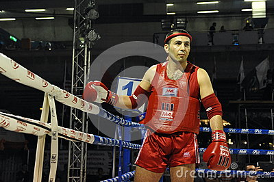 Amateur Muaythai World Championships Editorial Photography
