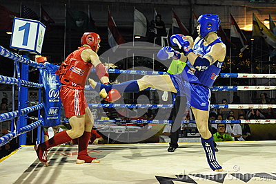 Amateur Muaythai World Championships Editorial Image