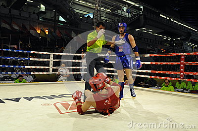 Amateur Muaythai World Championships Editorial Photo