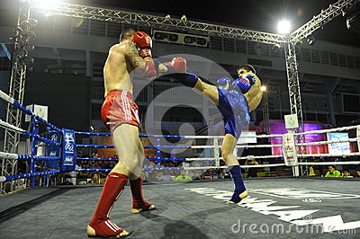 Muaythai World Championships Editorial Image