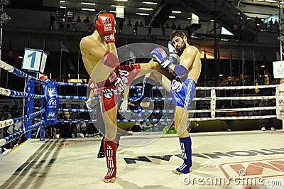 Muaythai World Championships Editorial Photo