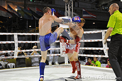 Muaythai World Championships Editorial Photography