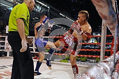 Muaythai World Championships Editorial Stock Photo