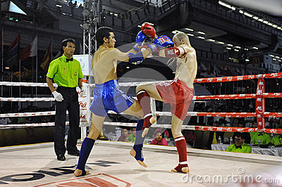 Muaythai World Championships Editorial Stock Photo