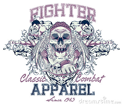 Fighting apparel