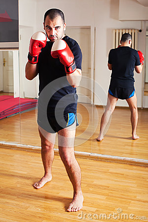 Fighting instructor
