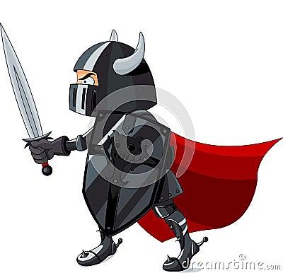 Fighting  Knight