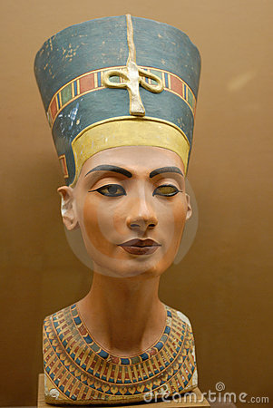 Figura egipcia de mujeres