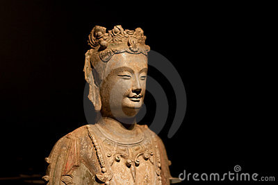Figure of the Buddha