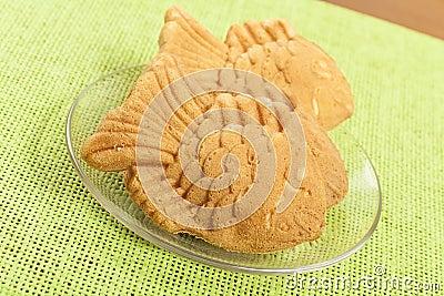 Figure cookies