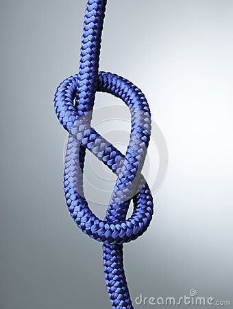 Figure of eight knot