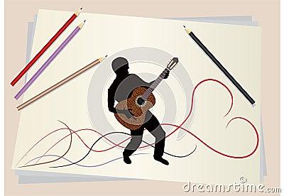 Figure musician