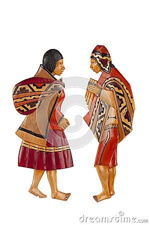 Figure from Peru