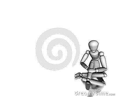 Figure posing