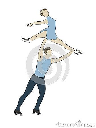 Figure Skater - Pairs