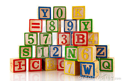 Figures and letters