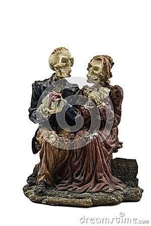 Figures of skeletons