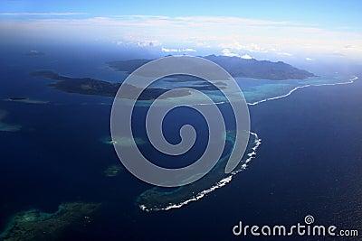 Fiji Aerial