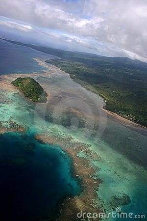 Free Fiji Aerial One Stock Photography - 934562