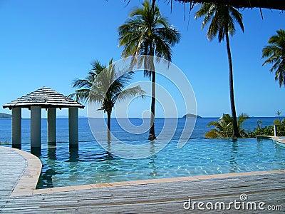 Fiji Mana Island
