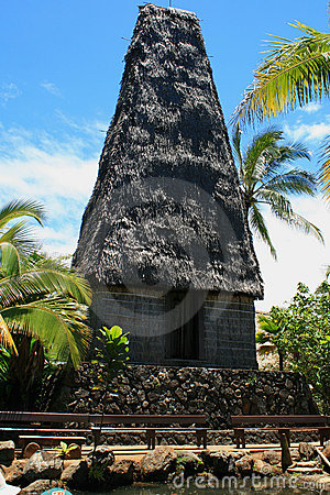 Free Fiji Temple Royalty Free Stock Images - 13114309