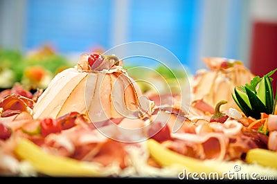 Fijne vleeswaren met Ham