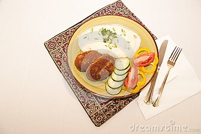 Fijngestampte aardappels