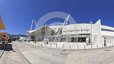 FIL – Feira Internacional de Lisboa - Lisbon Editorial Photography