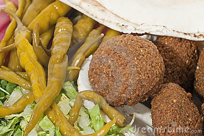 Filafel - the arabic snack