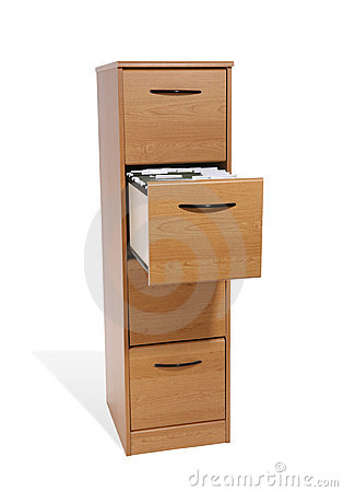 Free File Cabinet Royalty Free Stock Image - 1995366