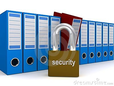 File or document security