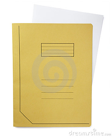 Free File Folder Documents Office Business Stock Photo - 11562970