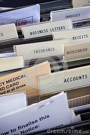 Files Insurance Business