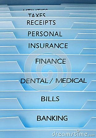 Files Insurance Finance