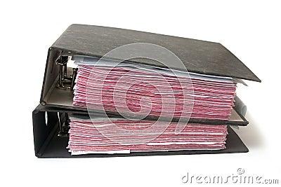 Files Pile