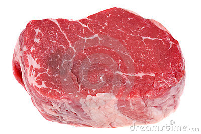 Filet steak