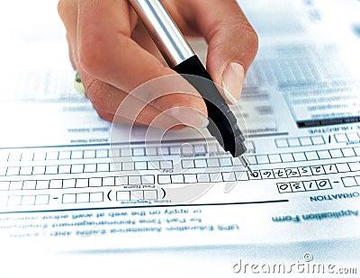 Filing form 2
