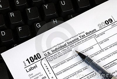Filing the income tax return online