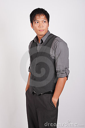 Filipino businessman