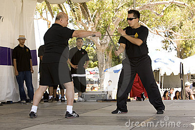 Filipino Martial Arts Demonstration 9 Editorial Photography