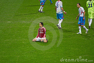 Filippo Inzaghi Editorial Stock Photo