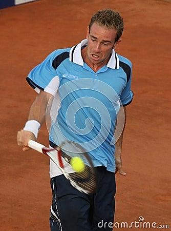 FILIPPO VOLANDRI, ATP TENNIS PLAYER Editorial Stock Photo