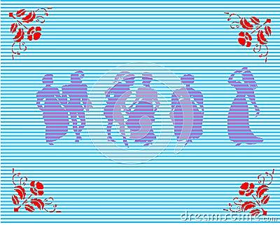 Filles de danse