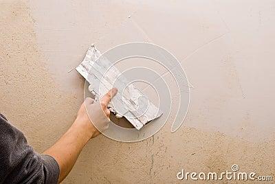 Filling walls