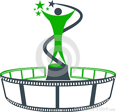 Film award logo