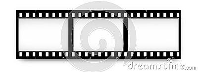 Film(chrome,soft) frames (slides) with in.frames