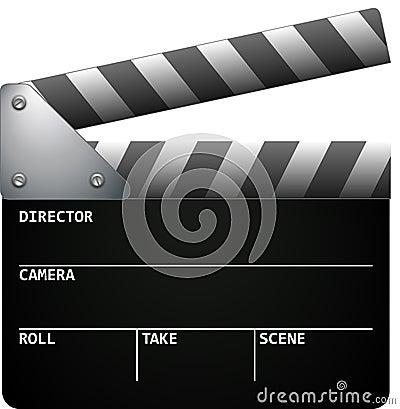 Free Film Clap Royalty Free Stock Photo - 16149905
