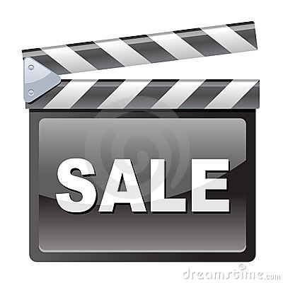 Film Clapboard sale